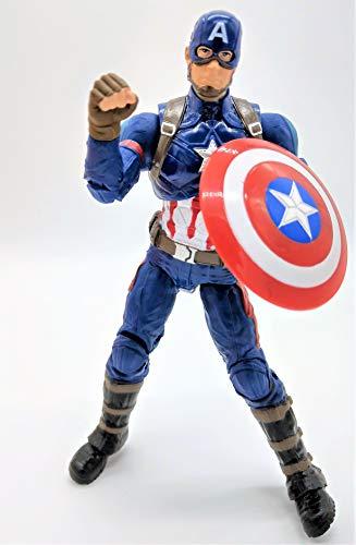 Prodigy Toys Captain America Action FigureCaptain America Civil War Avengers Toy Figure