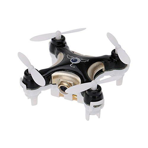 GoolRC CX-10C Mini 24G 4CH 6 Axis Nano RC Quadcopter with Camera RTF Mode 2 Black
