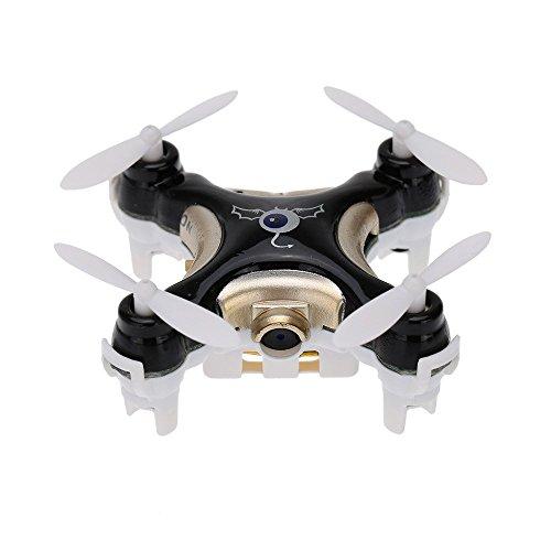 SKY Hobbie CX-10C Mini 24G 4CH 6 Axis Nano RC Quadcopter with Camera RTF Mode 2