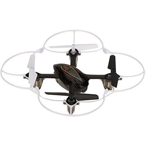 Syma X11C RC Quadcopter with Camera LED Lights - Black