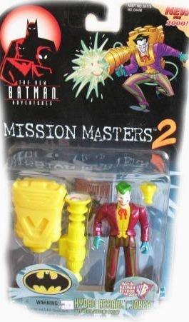 Batman The New Adventures Mission Masters 2 Hydro Assault Joker Action Figure