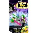 Batman The The Joker with Hammer Strike Action Figure