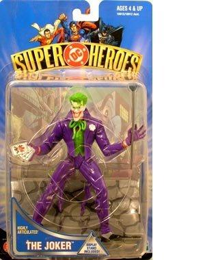 DC Comics Superheroes  Joker Action Figure