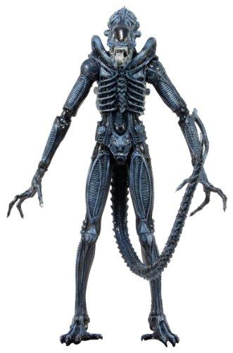 NECA Series 2 Alien Warrior 7 Action Figure Blue