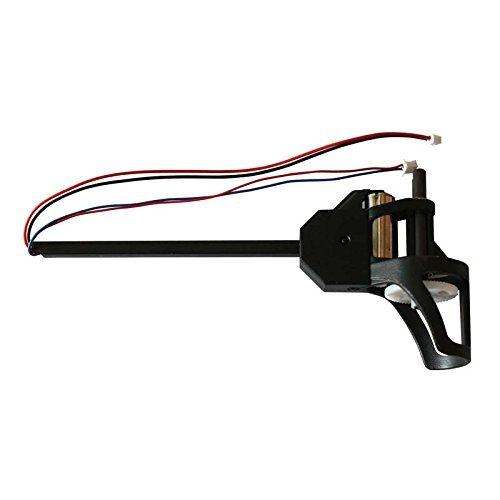 Aiskaer Ã'Â Clockwise Motor Spare Part for UDI U817 817C U817A U818A RC Quadcopter Red LED Model  Toys Play