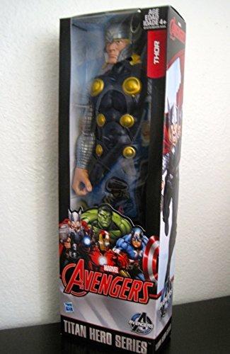 Marvel Avengers titan hero Series Thor action figure 2015