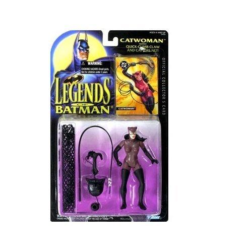 Batman Legends of Batman Catwoman Action Figure