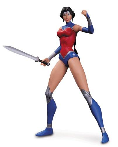 DC Collectibles Justice League War Wonder Woman Action Figure