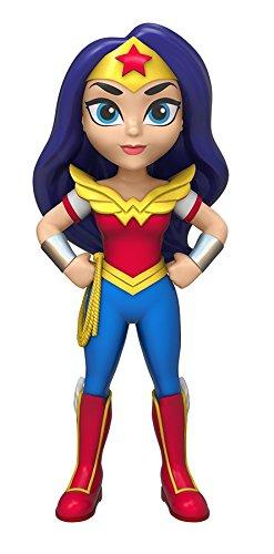 Funko Girls Rock Candy DC Super Hero-Wonder Woman Action Figure