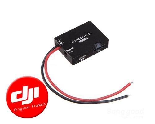 DJI Original H3-3D GCU Gimbal Controller Unit for Phantom 2 FPV GoPro Hero3 Hero3 3-Axis Gimbal Zenmuse H3-3D Standard Version Part 46
