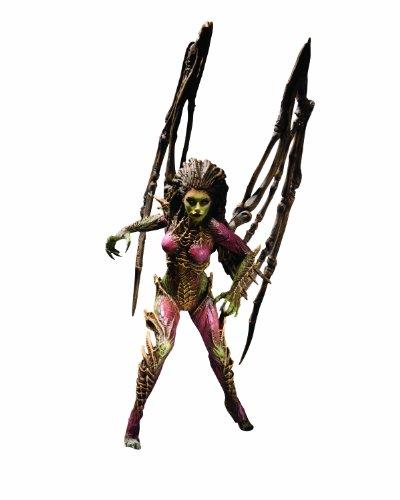 DC Unlimited Starcraft Premium Series 2 Kerrigan Queen of Blades Action Figure