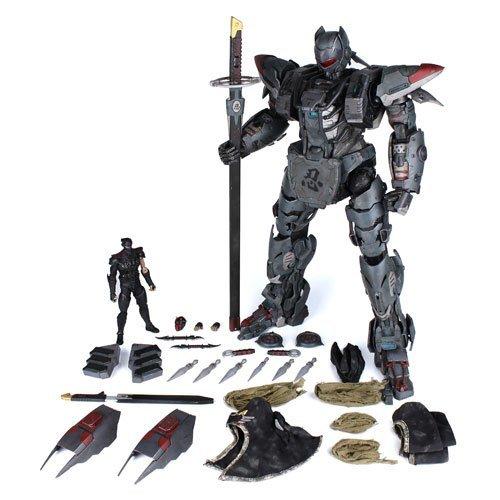 Full Metal Ghost Shadow Blade Action Figure