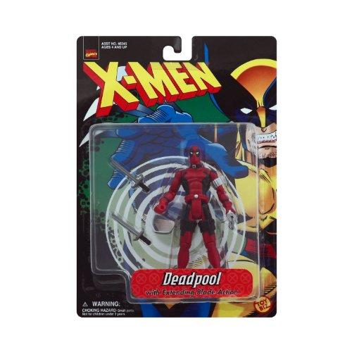 X-Men Deadpool with Extending Blade Action Figure