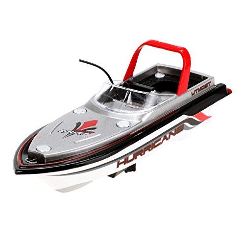 Fanala Children Kid Toy Radio Remote Control Super Mini Speed Boat Dual Motor