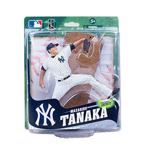 McFarlane Toys MLB Solids 2014 Masahiro Tanaka Action Figure
