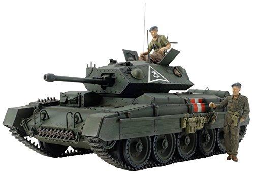 Tamiya America Inc 1 35 British MkVI Crusader MkIII Cruiser Tank TAM37025