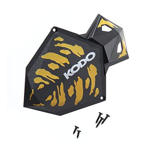 Dromida Upper Shell BlackYellow Kodo Quadcopter