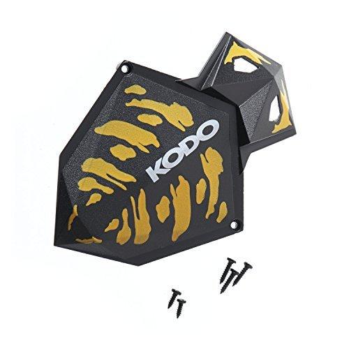 Dromida Upper Shell Black  Yellow Kodo Quadcopter parallel import goods
