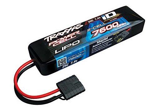 Traxxas 7600mAh 74V 2-Cell 25C LiPo Battery