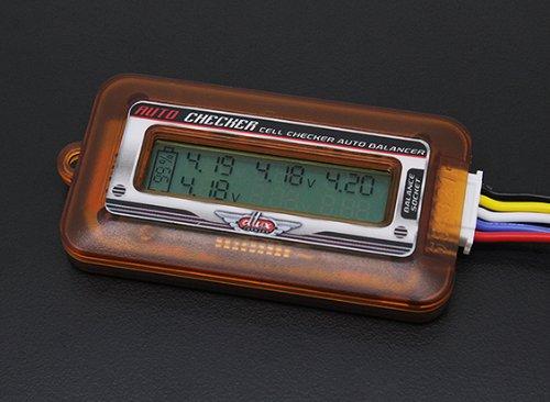 Turnigy Dlux Auto Checker 2~6s Lipo Battery Checker and Balancer