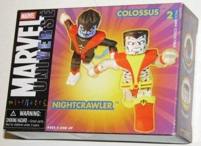 UK-ImportMarvel Select - X-Men Nightcrawler Action Figure by Diamond Select