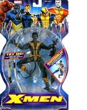 X-Men Classics 2006 Series 3  Nightcrawler Action Figure by X Men
