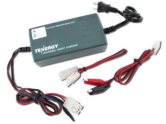 Tenergy Smart Universal Charger for NiMHNiCD Battery Packs 12v-24v UL