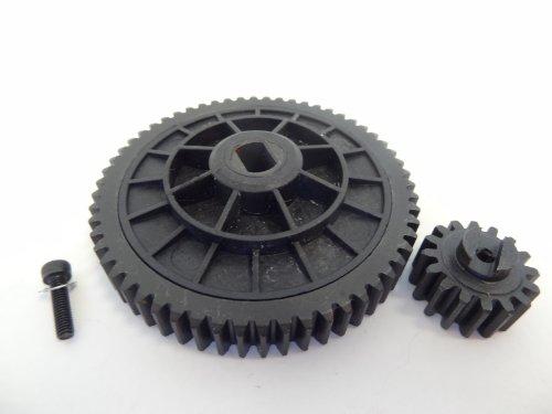 Rovan RC Steel 1658 Tooth Spur Gear Set