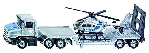 SIKU Axis helicopter transport trailer SK1610 Bonerundo