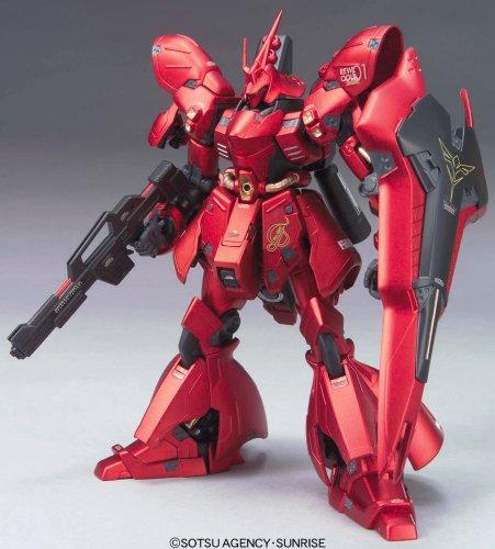 Gundam HCM Pro SP-001 MSN-04 Sazabi Action Figure Scale 1200