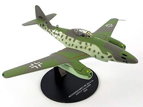Atlas Messerschmitt Me-262 Me-262A Swallow 172 Scale Diecast Metal Model