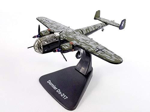 Dornier Do-217 German Luftwaffe Bomber 1144 Scale Diecast Metal Model Airplane