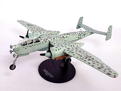 Heinkel He219 He-219 Uhu German Night Fighter Bomber 172 Scale Diecast Metal Model