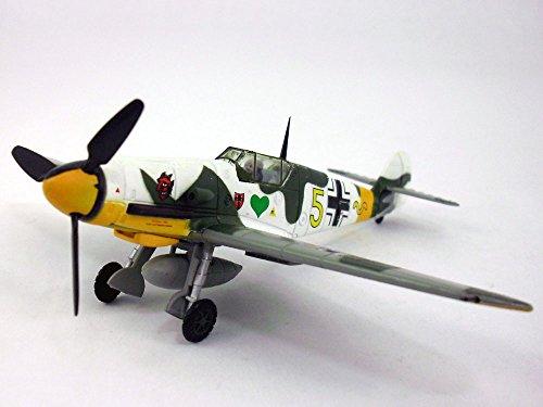 Messerschmitt Bf-109 172 Scale Diecast Metal Airplane Model