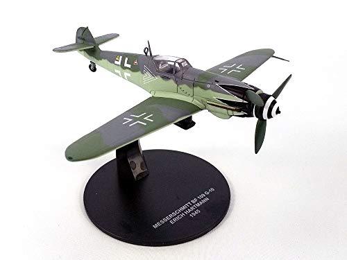 Messerschmitt Bf-109 Bf-109G 172 Scale Diecast Metal Model