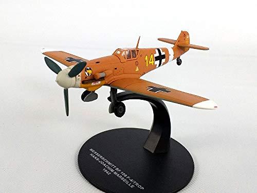 Messerschmitt Bf-109F Trop Bf-109 1942 172 Scale Diecast Metal Model