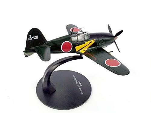 Mitsubishi J2M J2M3 Raiden - Jack - Japanese Fighter 172 Scale Diecast Metal Model