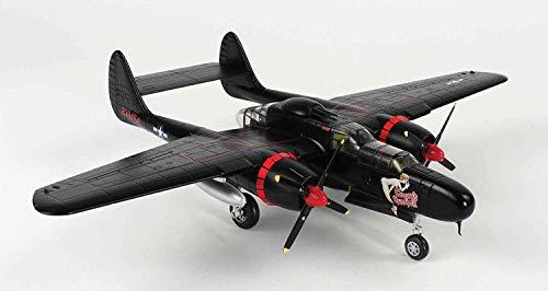 Northrop P-61 Black Widow 172 Scale Die-cast Metal Model