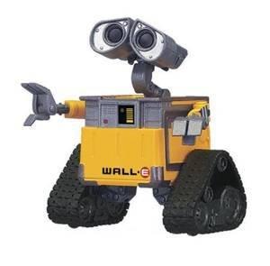 Factory New Wally Wally action figure Wall-E Action Figure Factory New Wall-E parallel import