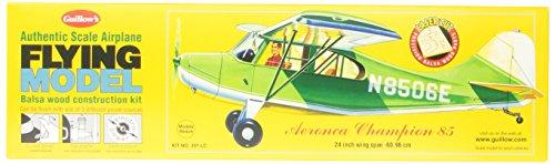 Guillows Aeronca Champion Balsa Model Airplane Model Kit