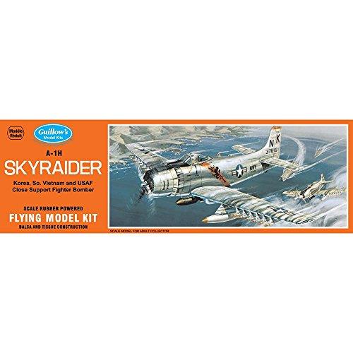 Guillows Douglas A-1H Skyraider Model Kit