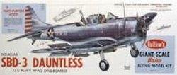 Guillows Douglas SBD-3 Dauntless Model Kit