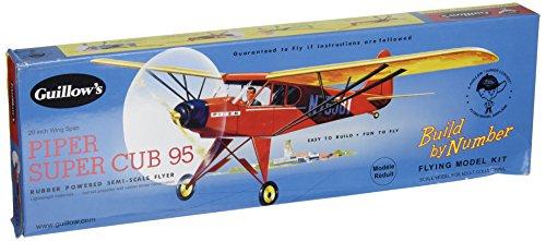 Guillows Piper Super Cub 95 Model Kit