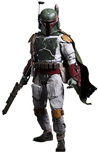 Hot Toys Star Wars 4 Return of the Jedi Boba Fett 14 Quarter Scale 18 Action Figure