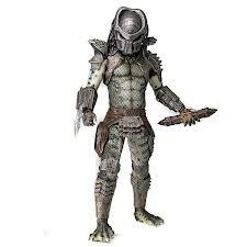 Predator 2 14 Scale Series Warrior Predator 18 inch Action Figure by Neka