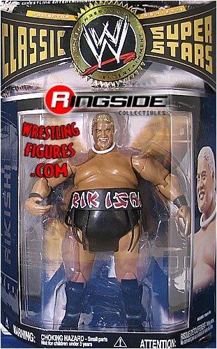 WWE Wrestling Classic Superstars Series 18 Action Figure Rikishi by Jakks Pacific
