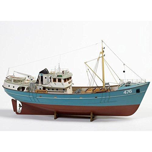 Billing Boats 150 Scale Nordkap North Sea Trawler Model Building Kit