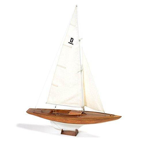 Billing Boats B582 112 Scale Dragen Olympic Class Racing Yacht Model Kit