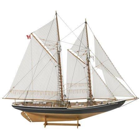 Billing Boats Bluenose II with DVD Schooner BILBB600D by Billing Boats