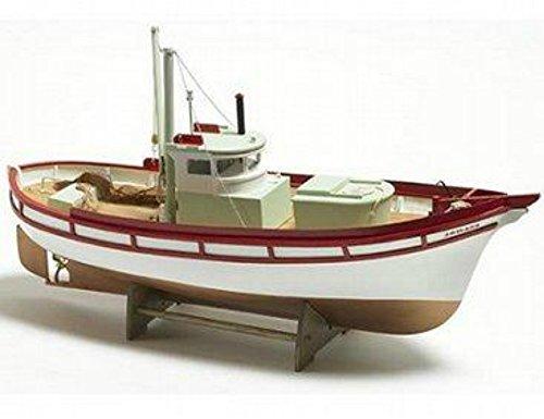 Billing Boats Monterey Fishing Boat - Model Ship Kit